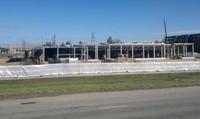 Palangos autobusų stoties ir prekybos centro Palangos m. statyba